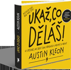 Austin Kleon - přední obálka